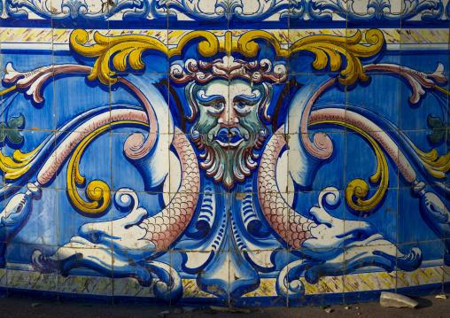 Decoration Inside The Vila Algarve, Maputo, Mozambique