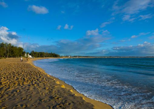 Beach, Tofo, Inhambane Province, Mozambique