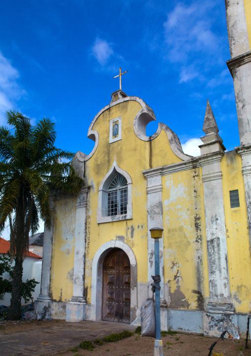The Cathedral Of Nossa Senhora De Conceicao, Inhambane, Inhambane Province, Mozambique