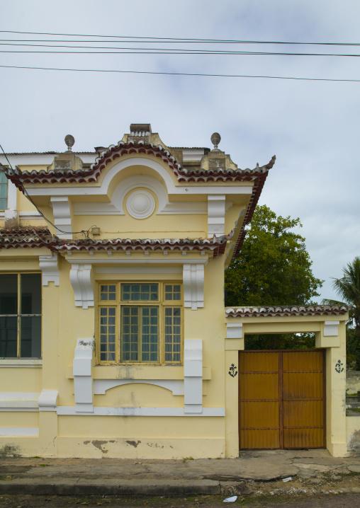 Old Portuguese Colonial Villa, Inhambane, Mozambique