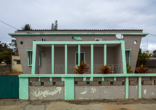 Old Portuguese Colonial Villa, Inhambane, Mozambique
