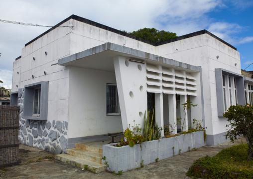 Old Portuguese Colonial Villa, Inhambane, Inhambane Province, Mozambique