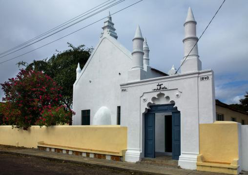The Old Mosque, Inhambane, Inhambane Province, Mozambique
