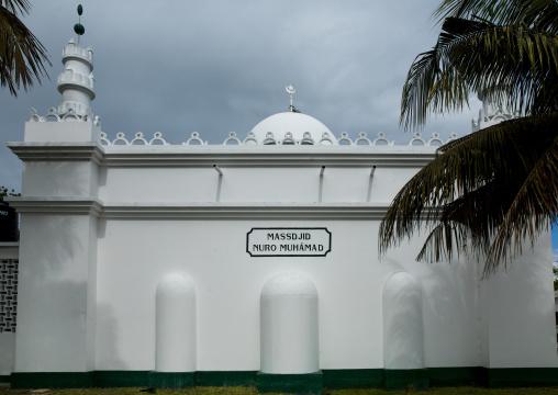 Mosque Massdjid Nuro Muhamad, Inhambane, Mozambique