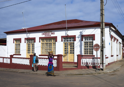 Hindu Community House, Inhambane, Mozambique