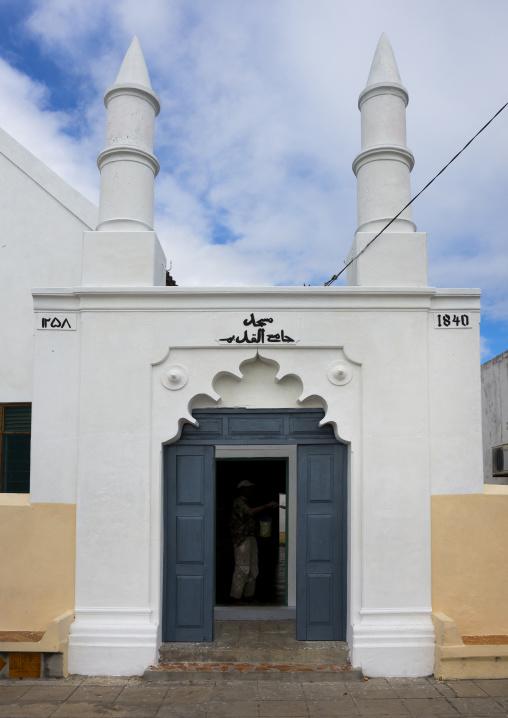 The Old Mosque, Inhambane, Mozambique