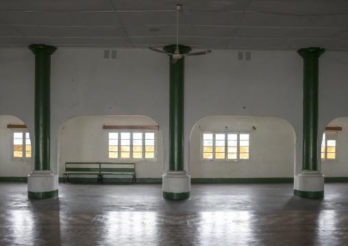Clube Ferroviaro Old Ballroom, Inhambane, Mozambique