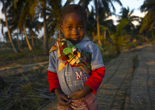 Little Kid, Inhambane, Mozambique