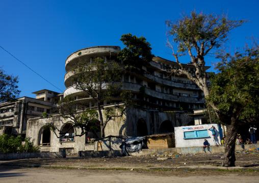 Grande Hotel Slum, Beira, Mozambique
