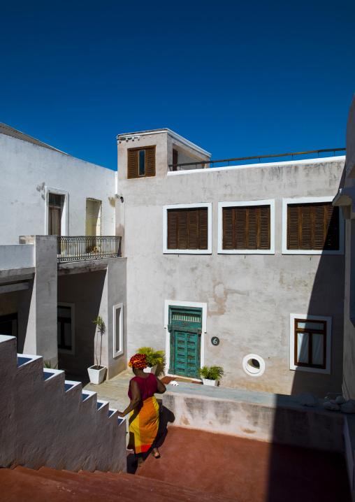 Terraco Das Quitandas Hotel, Ilha de Mocambique, Nampula Province, Mozambique