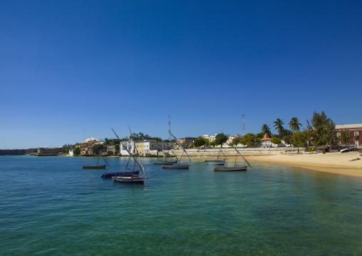 Main Harbour, Island Of Mozambique, Mozambique