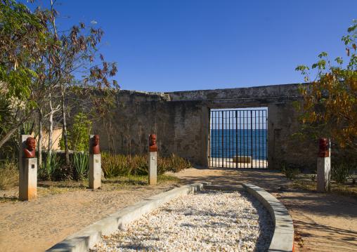 Garden Of Memory For Slave Trade, Island Of Mozambique, Mozambique