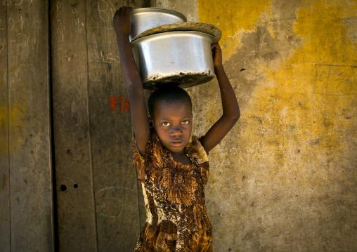 Young Girl, Ilha de Mocambique, Nampula Province, Mozambique