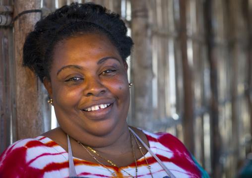 Miss Donna Sara, Island Of Mozambique, Mozambique