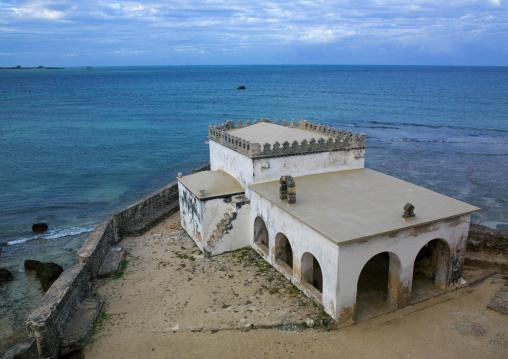 Church Of Nossa Senharo Baluarte, Fortress Of Sao Sebastao,, Island Of Mozambique, Mozambique