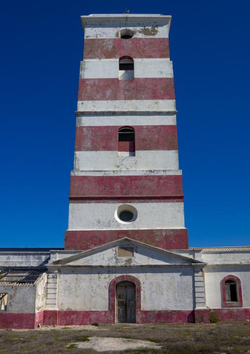 Lighthouse, Ilha De Goa, Mozambique