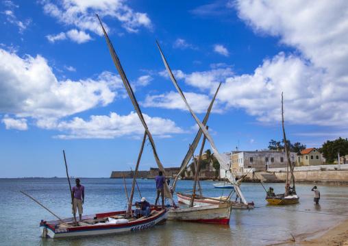 Harbour, Ilha de Mocambique, Nampula Province, Mozambique