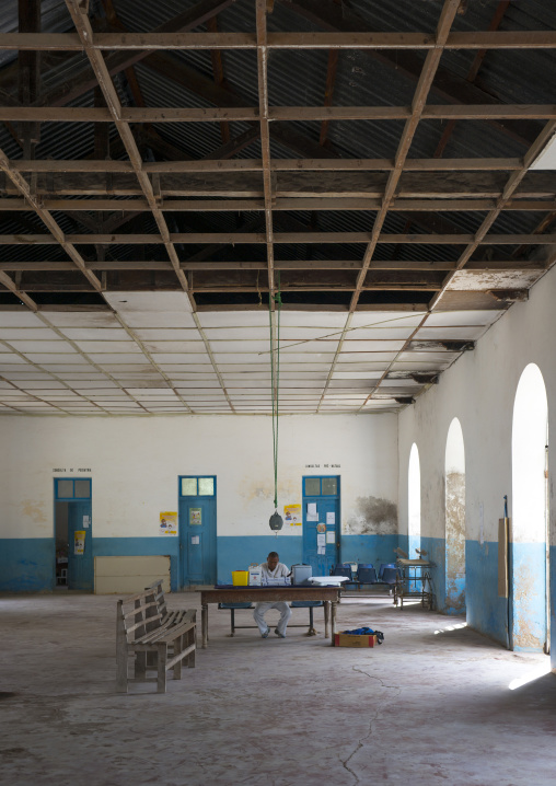 The Old Hospital, Island Of Mozambique, Mozambique