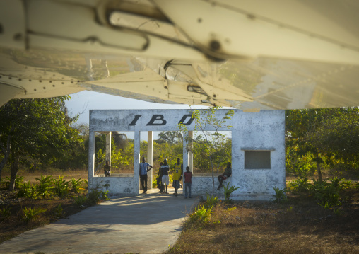The Airport, Ibo Island, Cabo Delgado Province, Mozambique