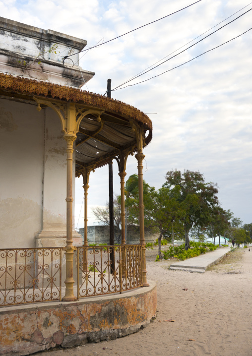 Old Portuguese Colonial House, Ibo Island, Mozambique