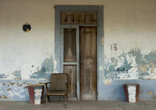 Old Portuguese Colonial House, Ibo Island, Cabo Delgado Province, Mozambique
