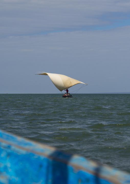 Dhow Sailing, Quirimba Island, Mozambique
