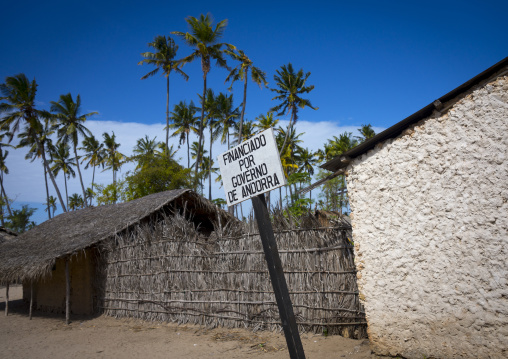 Andorra Donation, Quirimba Island, Cabo Delgado Province, Mozambique