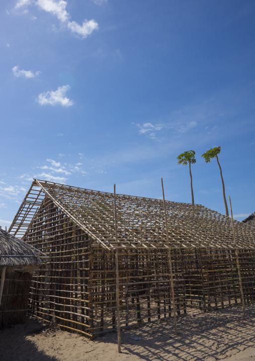 New Built House, Quirimba Island, Mozambique