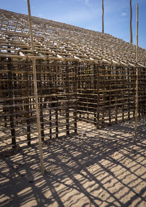 New Built House, Quirimba Island, Cabo Delgado Province, Mozambique