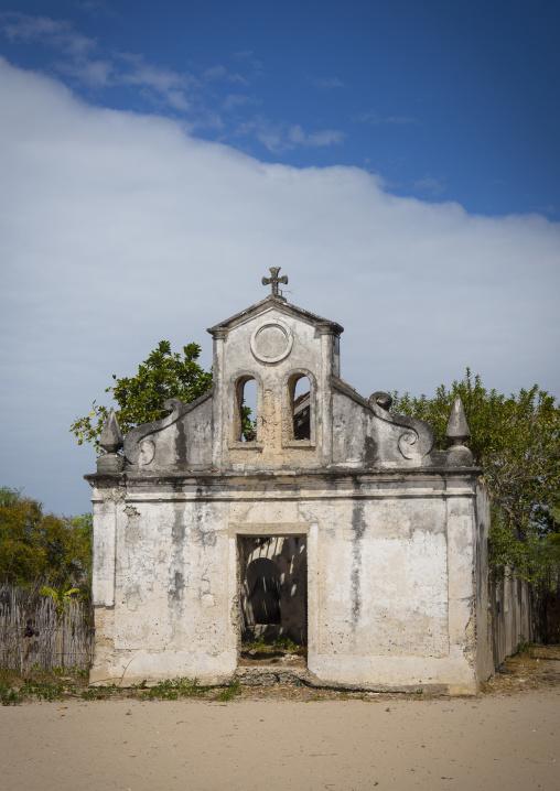 Old Church, Quirimba Island, Cabo Delgado Province, Mozambique