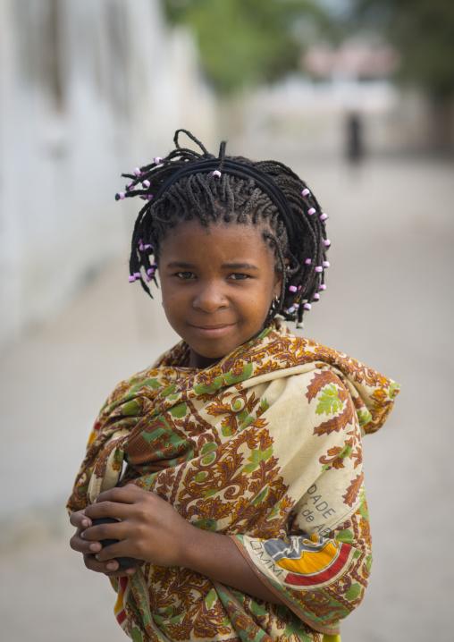 Little Girl, Ibo Island, Mozambique