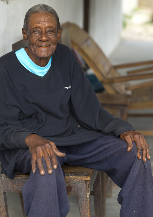 Old Man, Ibo Island, Mozambique