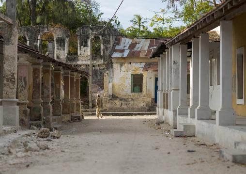 Old Portuguese Quarter, Ibo Island, Cabo Delgado Province, Mozambique