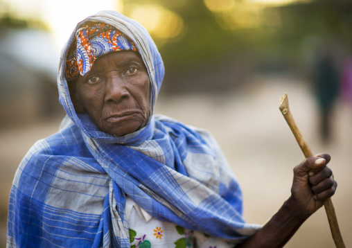 Old Woman, Ibo Island, Cabo Delgado Province, Mozambique