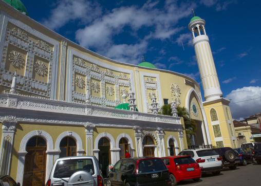 Jumma Masjid Mosque, Maputo, Mozambique