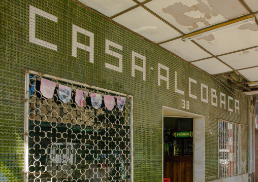 Casa Alcobaca Shop, Maputo, Mozambique
