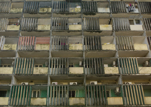 Apartment Block, Maputo, Mozambique