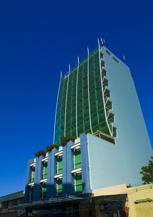 Skyscraper, Maputo, Mozambique