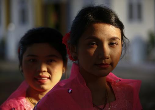 Women In Inle Lake, Myanmar