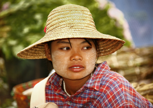 Woman from taunggyi, Myanmar