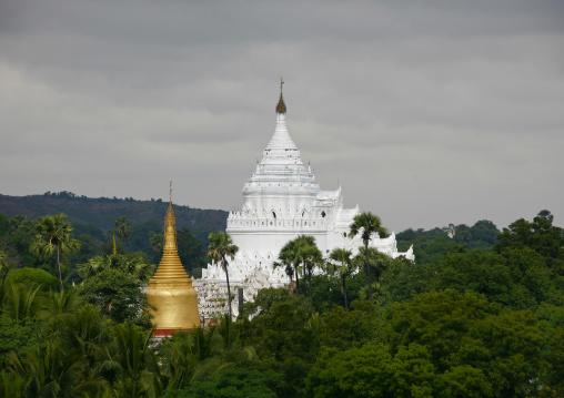 Pagoda Near Mandalay, Myanmar