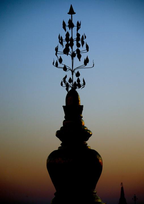 Pagoda Top, Bagan, Myanmar