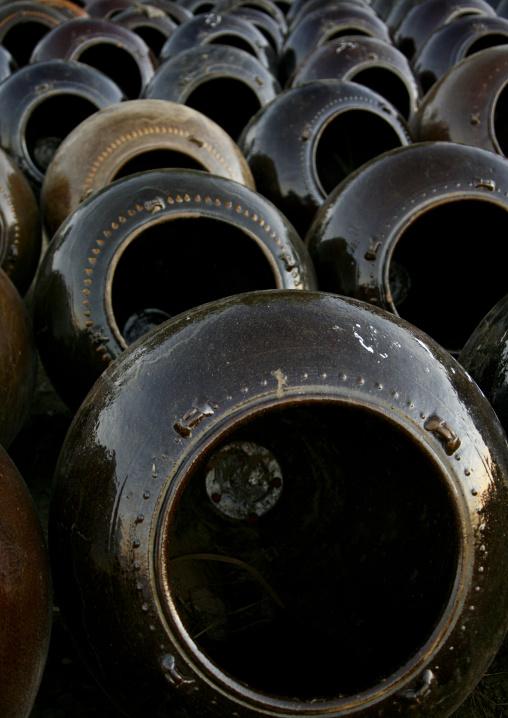 Potteries In Bagan, Myanmar