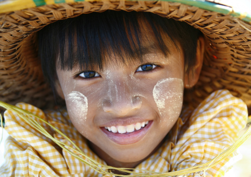 Ngapali Kid, Myanmar