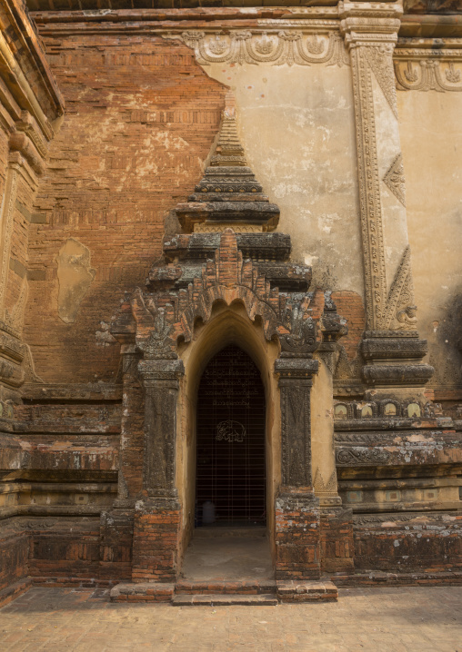 Old Temple Entrance, Bagan, Myanmar