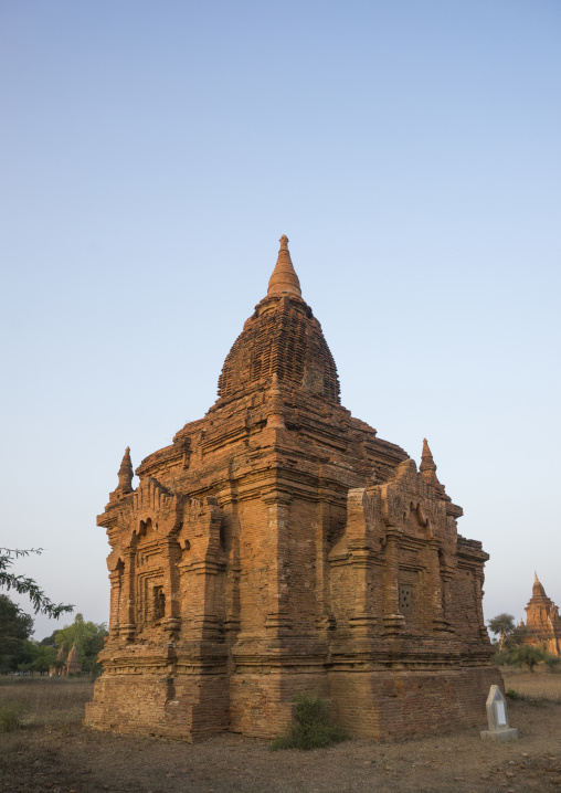 Old Temple, Bagan, Myanmar