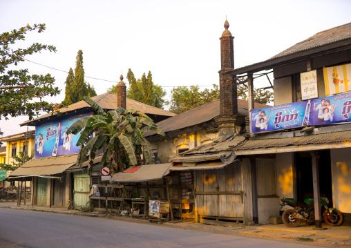 Old Colonial House, Thandwe, Myanmar