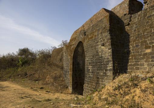 Old Gate, Mrauk U, Myanmar