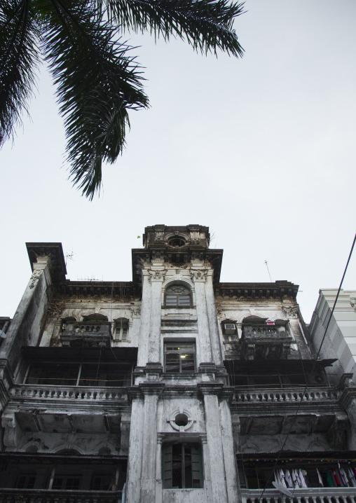 Old colonial dictrict, Yangon, Myanmar
