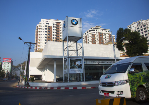 Bmw  Car Dealership, Yangon, Myanmar